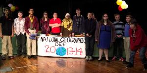 GCCS national geographic bee